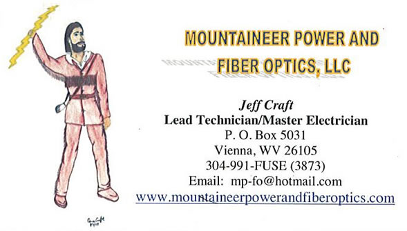 Mountaineer Power and Fiber Optics, LLC